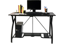 Best Gaming Desks, Origami Multi-Purpose fodable Steel frame Table,Sturdy Heavy Duty PC Computer Desk, Fully Assembled Large Craft Desk,Gaming Desk,Storage Space Saving Work Station, Home office