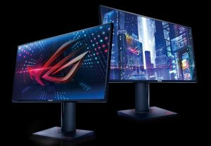 best monitor size for gaming, gaming monitor size, 24 inch monitor dimensions, 24 vs 27 inch monitor